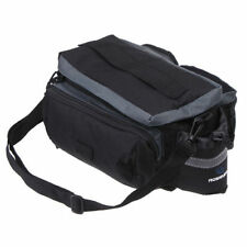 Black Bicycle Bags and Panniers