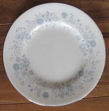 Wedgwood Belle Fleur Bone China-Blue Flowers- Bread & Butter Plate(s)-7 Avail