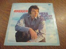 33 tours HERB ALPERT & THE TIJUANA BRASS america