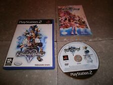 JEU PLAYSTATION 2 PAL V. Française (PS2): KINGDOM HEART II - Complet TBE