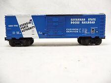 LIONEL 6-16285 Savannah State Docks Boxcar LN