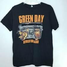 Green Day Revolution Radio Tshirt Shirt Mens Size L Large Pacific Rock Concert