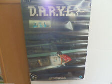 POSTER (1985):  Movie: D.A.Y.Y.L. (Promotes VHS/Beta/Laser Optical Videodisc