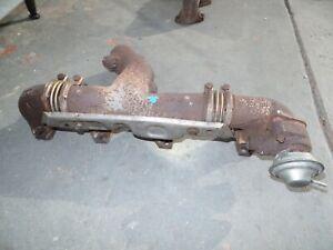 MERCEDES sl 107 Exhaust Manifold 560sl W107 560 Left M117 1171425602 R107