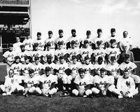 1969 New York Mets World Series Champions Glossy 8x10 Photo 'Miracle Mets' NICE