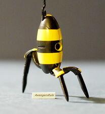 Portal 2 Series 2 Sentry Turret Mini-Figure Bee Closed