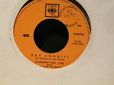 RAY CONNIFF Sumertime CHAPELL 1260 ( PROMO ??? )