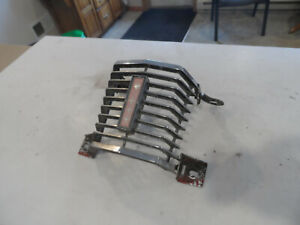 1969 69 Mercury COUGAR Center Chrome Grille XR7 Eliminator Factory OEM Nice