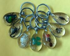 21pcs vogue design golden scorpion design nice insect Xmas gift key-chains