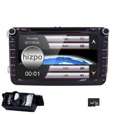 "For VW Volkswagen Jetta Passat 8"" Car GPS Stereo CD DVD Navigation 2DIN Radio"