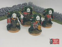 Space Marine Terminator Squad with Bolters & Flamer Warhammer 40k