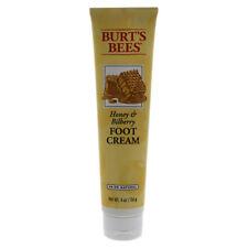 Burt's Bees Honey & Bilberry Foot Cream 4 oz Skincare