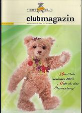 STEIFF Club Magazin - Nr. 59 - November 2006