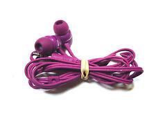 Nintendo DS Earbud Headphones - Purple