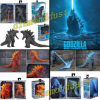 "NECA Godzilla King Of The Monsters Model Action Figure Kid Child Toy Gift 7"" PVC"