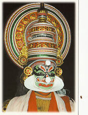 (14177) Postcard -  India - Kerala Kathakali Dancer