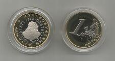 1 euro Slovenie 2008 Proof ( belle epreuve) BE PP sous capsule