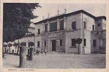CARTOLINA TOSCANA PISTOIA, CASA DEI BALILLA- V1939-
