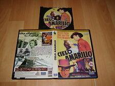 CIELO AMARILLO EN DVD DEL DIRECTOR WILLIAM A WELLMAN CON GREGORY PECK BUEN ESTAD