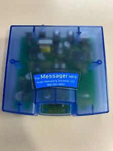 Nel-tech The Messager Mp3 Music on Hold Unit - Msg-64m