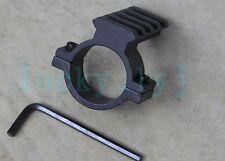 25mm Ring Scope Tube Flashlight/Laser Mount with 20mm Picatinny/Weaver Rail M062