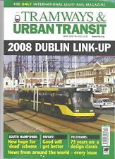 Tramways & Urban Transit Magazine-April 2006 No.820 DH