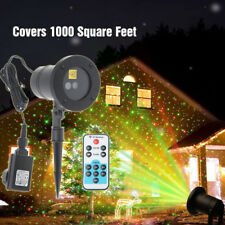 outdoor laser projector light rg led waterproof garden party christmas lights - Led Christmas Projector