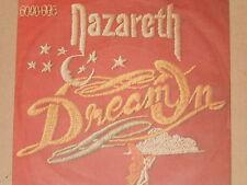 """NAZARETH -Dream On- 7"""" 45"""