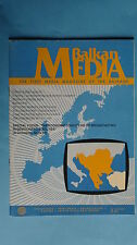 (R1_8) BalkanMEDIA - Summer 3/1992 - GREEK Radio and TV / Antisemitism for Enter