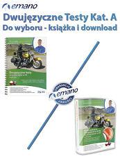 Dwujęzyczne testy na prawo jazdy w UK - motocykl Kat. A (2 wersje do wyboru) 19