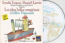 CD CARTONNE CARDSLEEVE COLLECTOR 4T LEMAY/LAVOIE/MERVIL/DESJARDINS VIGNAULT
