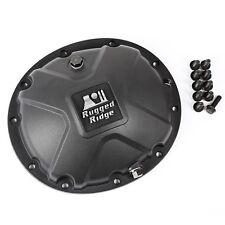 Boulder Aluminum Differential Cover Black for Dana 35 84-06 Jeep x 16595.14