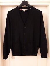 BURBERRY BRIT Cardigan Size (M) Uomo LANA MERINO EXTRA FINE Maglione Price:€ 825