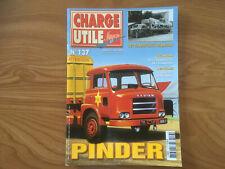 CHARGE UTILE N°137 05/2004 CIRQUE PINDER TPS DEMAISON  J44