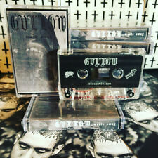 GVLLOW Gallow - Waste Away Cassette Tape - SEALED New Copy - Goth Rock Album
