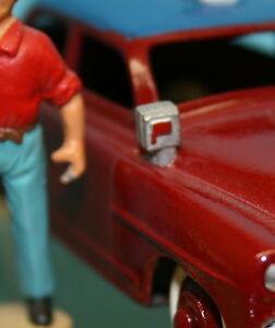 DTF018 - Compteur pour Taxi Vedette, Arian ou Aronde Dinky Toys 24UT/24XT/24ZT
