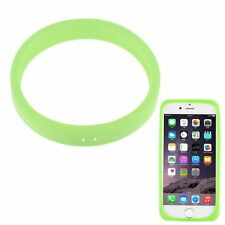 Universal Luminous Glow in Dark Silicone TPU Phone Cover Bumper Frame Case Skins
