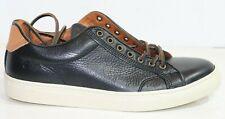 Frye Mens Sneaker - Walker Low Lace - Black - 11.5 M - Free Shipping