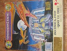 Amiga Spiel MOONSTONE A hard DAYS KNIGHT RARITÄT mit POSTER