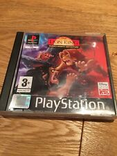 Disney's The Lion King Simba's Mighty Adventure - Sony PS1 PAL - VGC PLAYSTATION