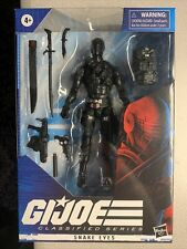G.I. Joe Classified Snake Eyes 02 MISB Hasbro