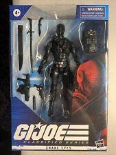 G.I. Joe Classified Snake Eyes 02 MISB Hasbro