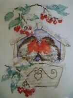 "SUE HILLS  DESIGNS "" HIDEAWAY"" Counted Cross Stitch Kit NEW"