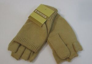 ISOTONER FLIP TOP MITTENS NEW WITH TAG 1sz