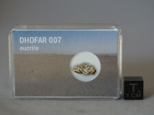 Dhofar 007 - famous meteorite (eucrite) found in Oman in 1999