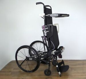 LifeStand Helium LSE power standing wheelchair - permobil-tilite-spinergy #5608