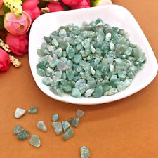 50g Natural Green Aventurine Gravel Crystal Stone Jade Degaussing Healing Decor