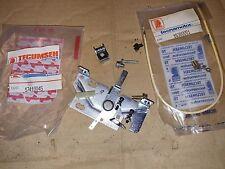 Tecumseh 17410045 & 16380001 Throttle control & wire kit