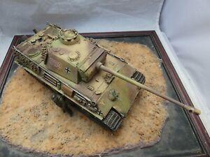 1/35 Built German Panther Ausf G Medium Tank