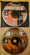 PlayStation Underground Jampack: Summer 2K & Winter 2000 (Sony PS1) Disc Only